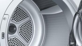 Secadora Bosch WTR85V91ES Blanca de 8Kg con Bomba de Calor | Clase A++ | Serie 4 - 6