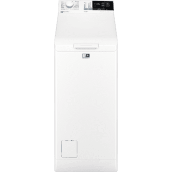 Lavadora Carga Superior Electrolux EW6T4622BF de 6Kg a 1200 rpm | Motor Inverter Clase A+++ -10%
