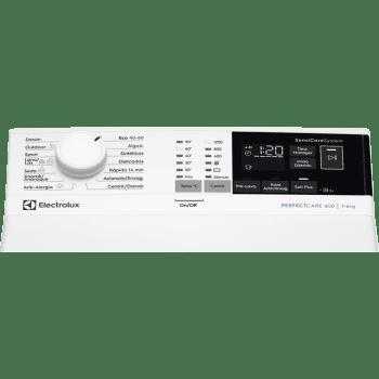 Lavadora Carga Superior Electrolux EW6T4622BF | 6Kg a 1200 rpm | Motor Inverter | Clase E - 2
