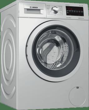 Lavadora Bosch WAT2846XES Inoxidable antihuellas de 9Kg a 1400 rpm | Motor EcoSilence Clase A+++ -30% | Serie 6 | Stock