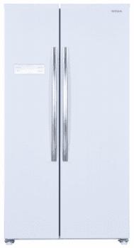 Frigorífico Americano Winia WFN-SH25BVW Blanco de 177 x 90 cm No Frost | Clase A+