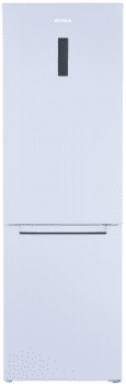 Frigorífico Combi Winia WRN-BH2545NPW Blanco de 195 x 60 cm con 347L No Frost | Motor Inverter | Clase E - 1