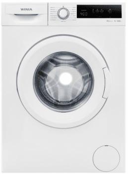 Lavadora Winia WVD-08T1WW12U Blanca de 8Kg a 1200 rpm | Clase A+++