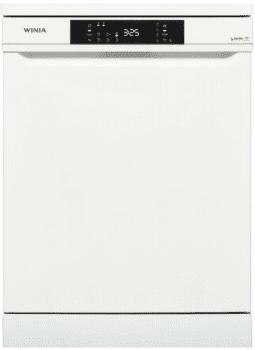 Lavavajillas Winia WVW-13A1EWW Blanco para 13 servicios con 6 programas de lavado | Clase A++