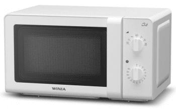 Microondas Winia WKOG-6F27 Blanco de 20L con 7 niveles de potencia a 700 W