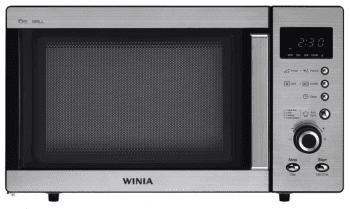 Microondas Winia WKOG-A8B5R Inox de 23L con 5 niveles de potencia a 800 W