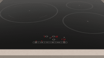 Placa de Inducción Balay 3EB865ERS   60 cm   3 Zonas - Max. 28 cm - 2