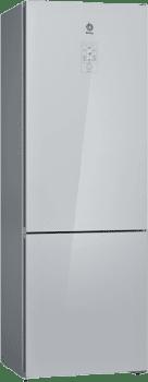 Frigorífico Combi Balay 3KFE778WI Cristal Blanco de 203 x 70 cm No Frost | Función Super | Clase A++