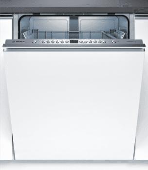 Lavavajillas Bosch SMV46GX01E Integrable de 60 cm para 12 servicios | GlassProtect y Programa automático | Motor EcoSilence Clase A++