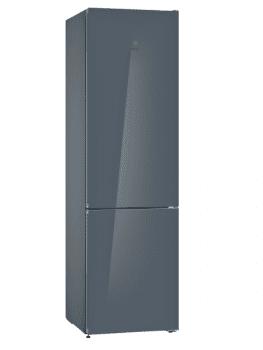 Frigorífico Combi Balay 3KFE765GI de 203x60cm | Color Gris Antracita | cajón ExtraFresh | No Frost | Clase A++