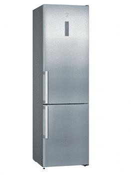 Frigorífico Combi Balay 3KFE766XE de 203x60cm | INOX Antihuellas | Libre instalación | cajón ExtraFresh | Clase A++
