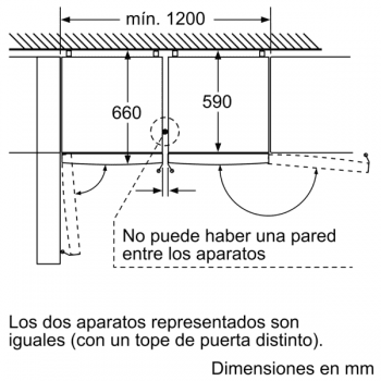 Frigorífico Combi Balay 3KFE766XE de 203x60cm   INOX Antihuellas   Libre instalación   cajón ExtraFresh   Clase E - 8