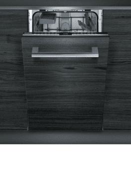 Lavavajillas Siemens SR63EX28KE Integrable de 45 cm para 9 servicios con higienePlus | WiFi Home Connect | Motor iQdrive Clase A++ | iQ300