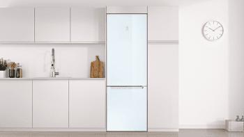 Frigorífico Combi Balay 3KFE763WI | Color Blanco | NoFrost | Libre Instalación | cajón ExtraFresh | Tirador Horizontal | Clase E - 3