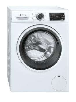 Lavadora Balay 3TS982BD Blanca de 8 Kg a 1200 rpm con Auto Dosificación de detergente, Pausa + Carga | Motor Inverter Clase A+++ | Stock ⭐