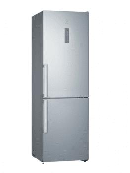 Frigorífico Combi Balay 3KFE566XE de 186x60cm | INOX Antihuellas | cajón ExtraFresh | Libre instalación | Clase A++