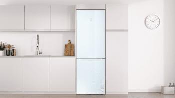 Frigorífico Combi Balay 3KFE561WI de 186x60cm   Color Blanco   Cajón Fresh   Clase E - 4