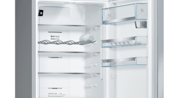 Frigorífico Combi Bosch KGN39HIEP Inoxidable antihuellas de 204 x 60 cm No Frost | WiFi Home Connect | Clase E | Serie 6 - 6
