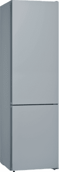 Frigorífico Combi Bosch KGN39IJEA Inox de 203 x 60 cm No Frost | Clase E | Serie 4
