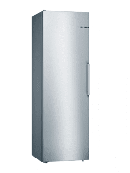 Frigorífico 1P Bosch KSV36VIEP Inoxidable antihuellas de 186 x 60 cm | Clase A++ | Serie 4