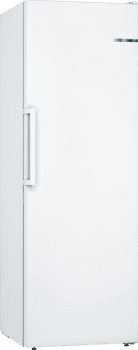 Congelador Vertical Bosch GSN33VWEP Blanco de 176 x 60 cm No Frost | Motor Inverter | Clase E | Serie 4