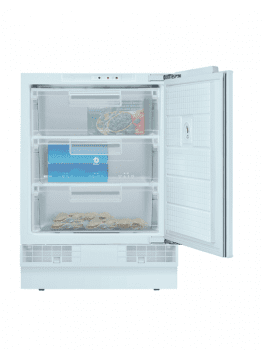 Congelador integrable bajo encimera de Balay 3GUF233S | 82 x 59.8 cm | Clase A+