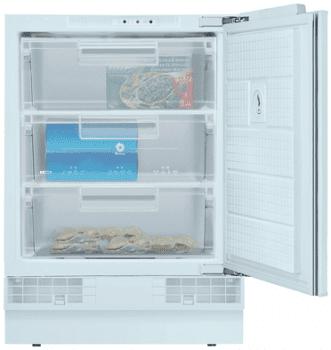 Congelador Integrable bajo encimera de Balay 3GUF233S | 82x59.8x54.8cm | Puerta Fija | Clase F