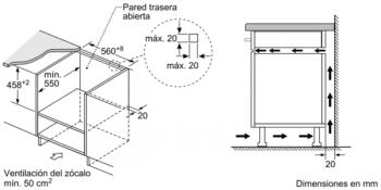 Horno compacto con microondas Balay 3CW5179B0 de 60 cm   Blanco   15 recetas AutoChef   5 funciones  Aqualisis - 7