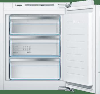 Congelador Vertical Bosch GIV11AFE0 1P Integrable de 71.2 x 55.8 cm | Clase A++ | Serie 6
