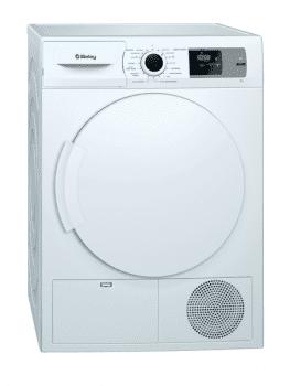 Secadora con bomba de calor Balay 3SB286B | 8Kg | Paneles Antivibración | 4 Funciones | Clase A+ | Stock