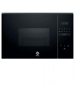 Microondas Integrable Balay 3CG5175N0 de 60cm | Color Negro | Plato 31,5 cm | Grill Simultaneo