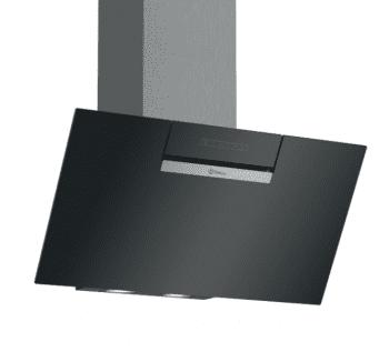 Campana decorativa Balay 3BC586GN de 80cm | Color Negro | 670 m3/h | Control Táctil - 1