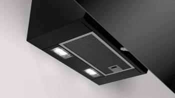 Campana decorativa Balay 3BC586GN de 80cm | Color Negro | 670 m3/h | Control Táctil - 2