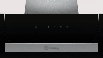 Campana decorativa Balay 3BC586GN de 80cm | Color Negro | 670 m3/h | Control Táctil - 5