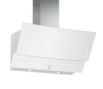 Campana Decorativa Balay 3BC585GB de 80cm   Cristal Blanco   629 m3/h   Encastrable - 1