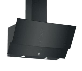 Campana Decorativa Balay 3BC585GN de 80cm   Cristal Negro   Control Táctil   Encastrable - 1