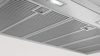 Campana Decorativa Balay 3BC998AXD de 90cm | Encastrable | Acero tras Cristal | Control Placa-Campana - 4