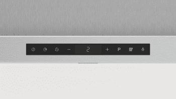 Campana Decorativa Balay 3BC998HX de 90cm | Acero Inoxidable | Encastrable |  Control Táctil |Clase A+ - 2