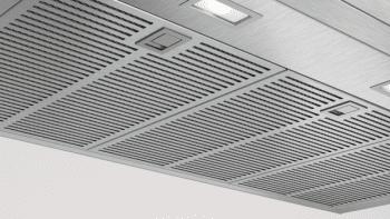 Campana Decorativa Balay 3BC998HX de 90cm | Acero Inoxidable | Encastrable |  Control Táctil |Clase A+ - 3