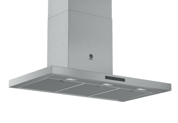 Campana Decorativa Balay 3BC997GX de 90cm | Acero Inoxidable | Control Táctil | Encastrable | Clase A+ - 1