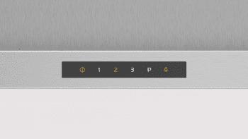 Campana Decorativa Balay 3BC997GX de 90cm | Acero Inoxidable | Control Táctil | Encastrable | Clase A+ - 3