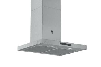 Campana Decorativa Balay 3BC967GX de 60cm | Acero Inoxidable | Filtros Aluminio | Clase A