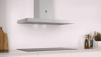 Campana Decorativa Balay 3BC095MX de 90cm | INOX | Control Mecánico | Filtros de aluminio | Iluminación LED - 2
