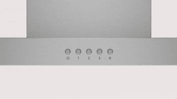 Campana Decorativa Balay 3BC095MX de 90cm | INOX | Control Mecánico | Filtros de aluminio | Iluminación LED - 5