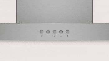 Campana decorativa Balay 3BC065MX de 60cm | INOX | Mandos Mecánicos | Diseño Rectangular - 2