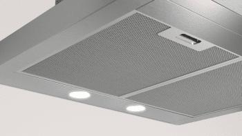 Campana decorativa Balay 3BC065MX de 60cm | INOX | Mandos Mecánicos | Diseño Rectangular - 3