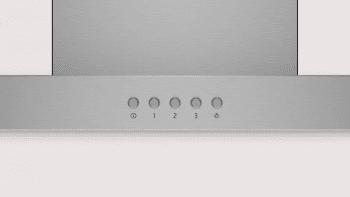 Campana decorativa Balay 3BC065MX de 60cm | INOX | Mandos Mecánicos | Diseño Rectangular - 4