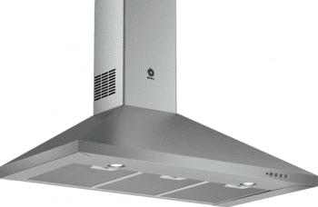 Campana Decorativa Balay 3BC693MX de 90cm | INOX | Iluminación LED | Diseño Tradicional