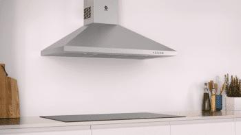 Campana Decorativa Balay 3BC693MX de 90cm | INOX | Iluminación LED | Diseño Tradicional - 4