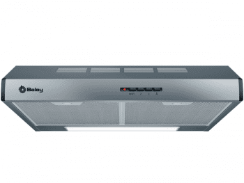 Campana Decorativa Balay 3BH262MXX de 60cm | INOX | Diseño Tradicional | Control Mecánico